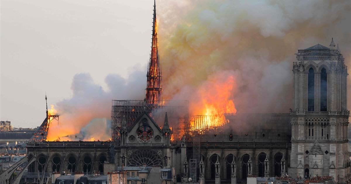 a 12.jpg?resize=1200,630 - Notre Dame CANNOT Be Rebuilt The Same Way Because France No Longer Has Trees Big Enough