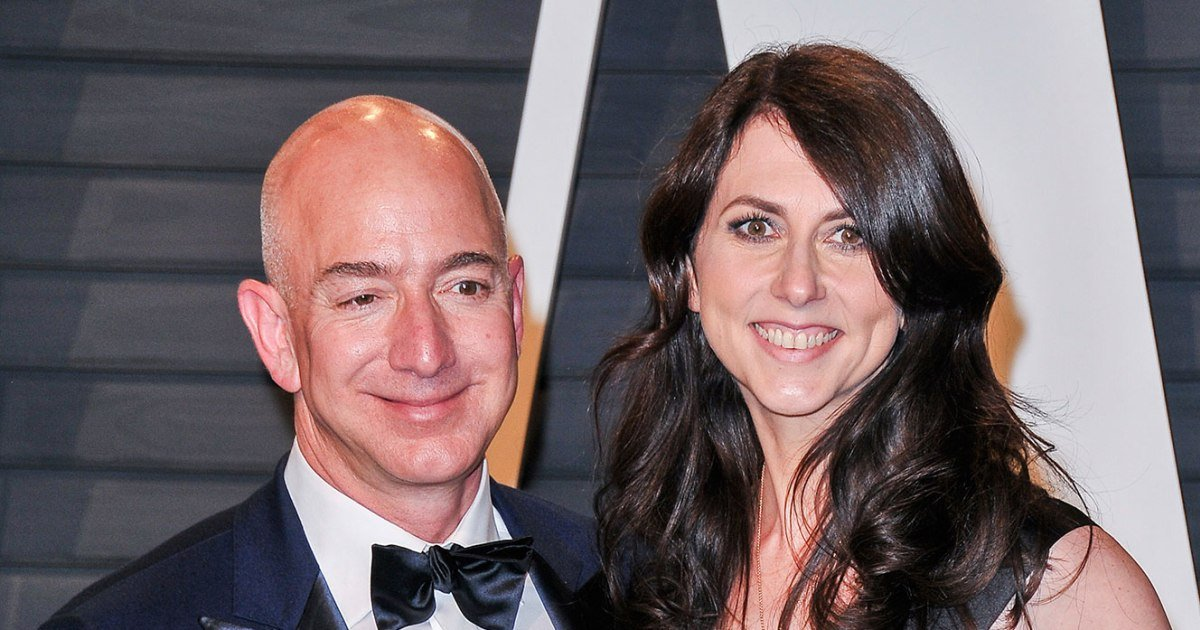 a 3.jpg?resize=1200,630 - Jeff And MacKenzie Bezos Have Settled 'The Most Expensive Divorce In History'