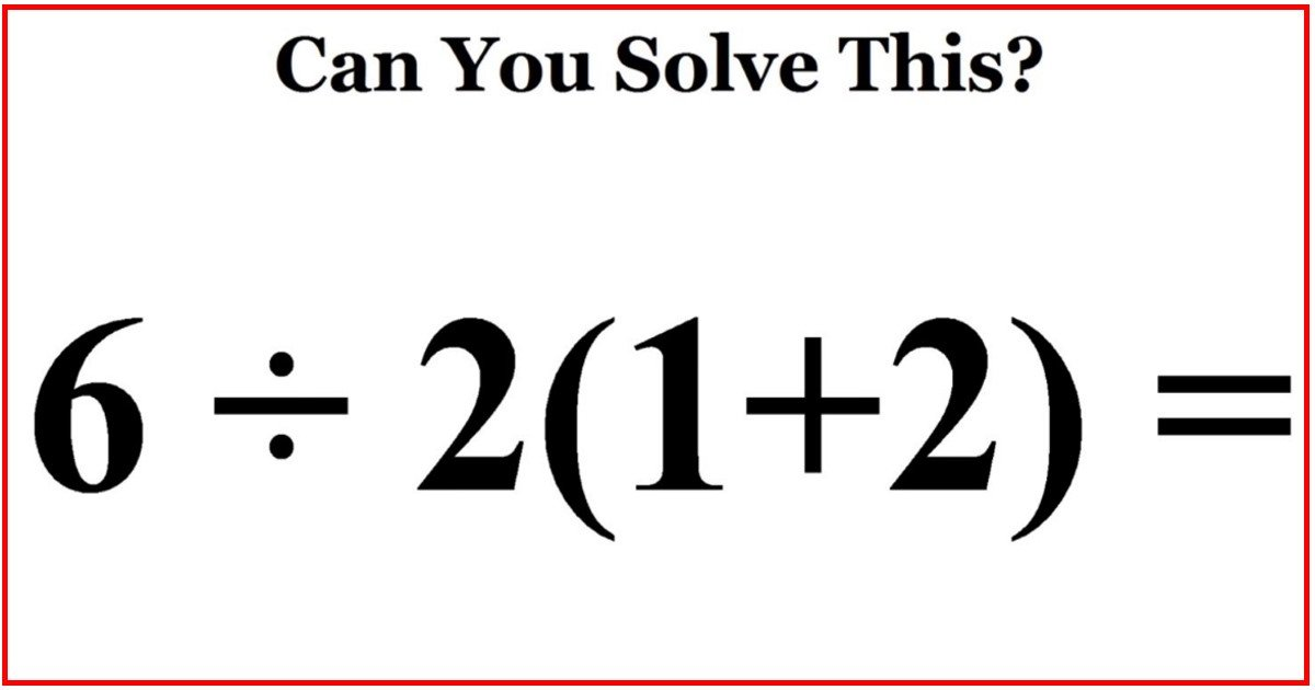 a.jpeg?resize=412,275 - 'Simple' Math Problem Went Viral As Most People Get It Wrong