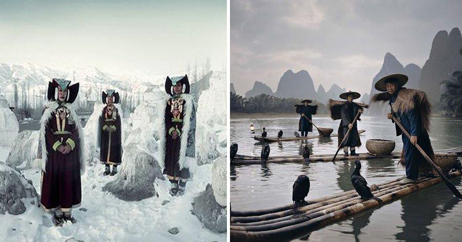 a2 14.jpg?resize=1200,630 - 20 Fotos incríveis mostrando algumas das fascinantes tribos reclusas do mundo