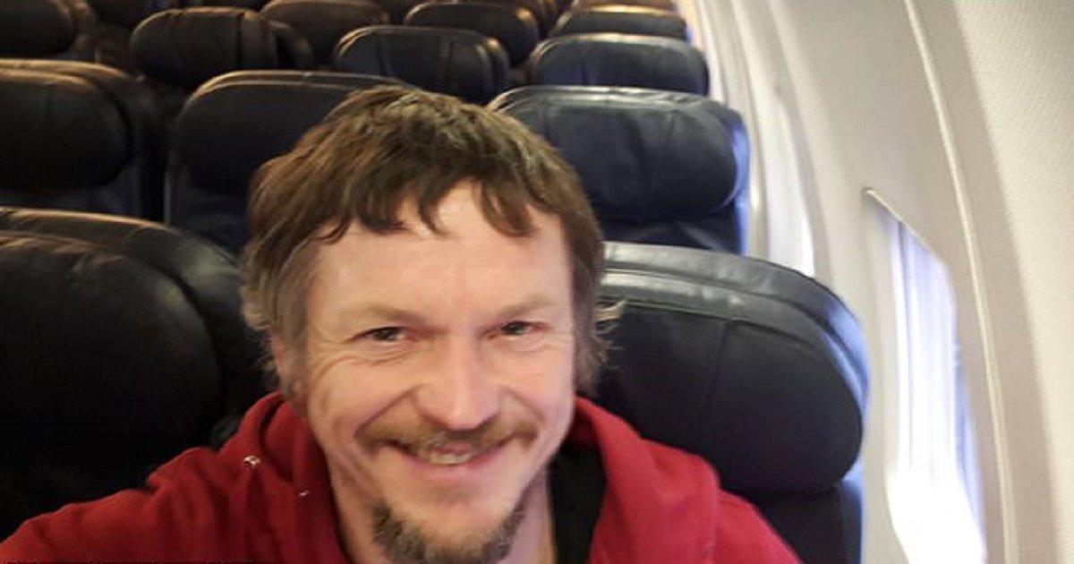 a4 1.jpg?resize=1200,630 - Un passager avait un avion entier à sa disposition que pour lui