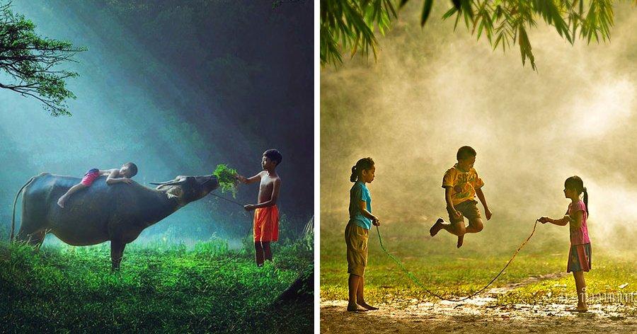 a4 11.jpg?resize=1200,630 - 32 Fotos mágicas de crianças brincando ao redor do mundo