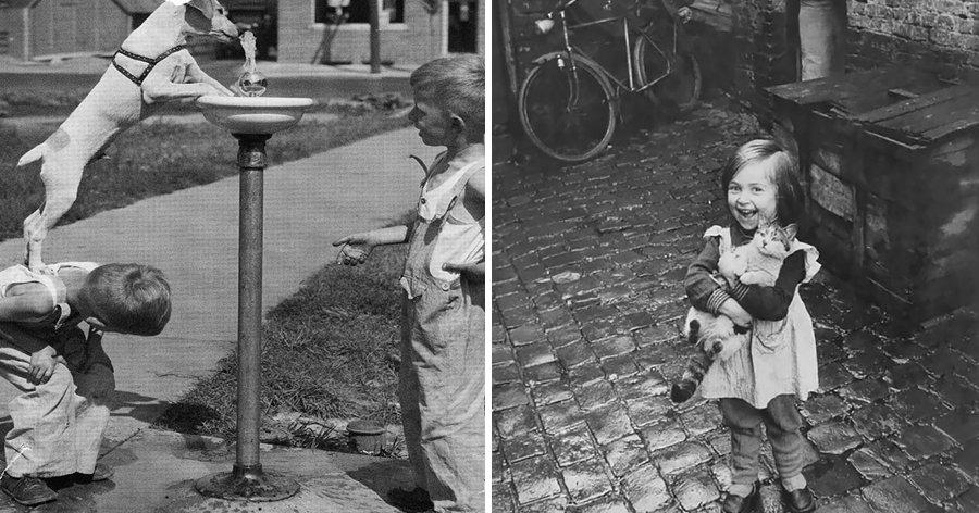 a4 7.jpg?resize=412,232 - 22 Imagens que mostram como as crianças de hoje são diferentes das de antigamente