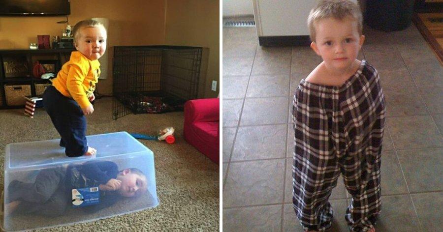 a8 2.jpg?resize=1200,630 - 13 Imagens que provam que não existe tédio quando há crianças por perto
