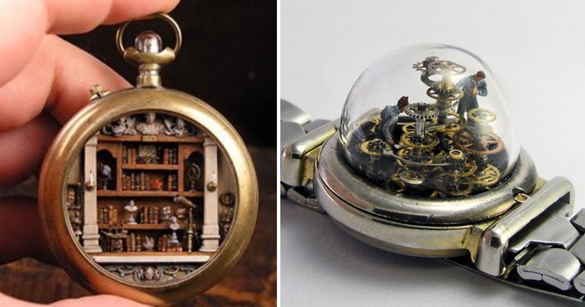 artist watch worlds featured.jpg?resize=1200,630 - These 30 Tiny Objects Have Their Own Little World Inside Them
