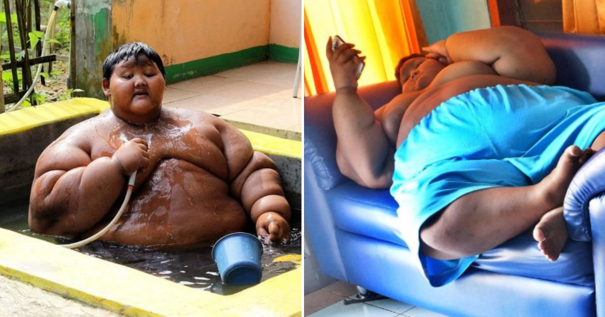 arya6.png?resize=412,232 - World's Fattest Kid Has Lost A Whopping 101 Kilos And He's Now Happier Than Ever