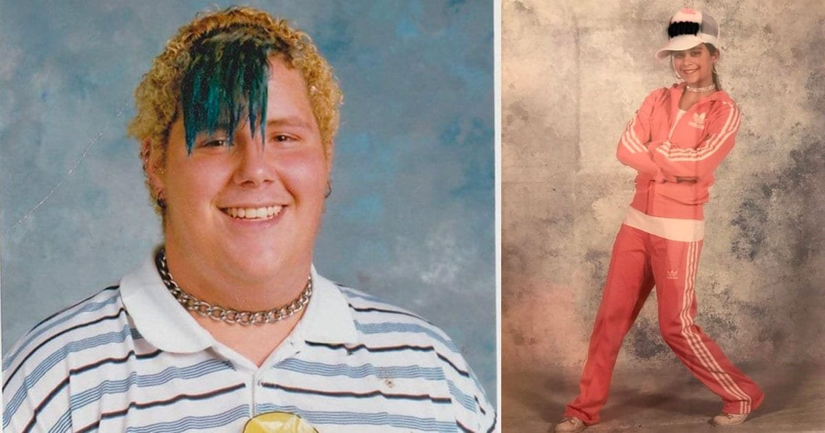 awkward stages in life.jpg?resize=300,169 - 40+ People Who Had A Hilarious Awkward Stage In Life While Growing Up