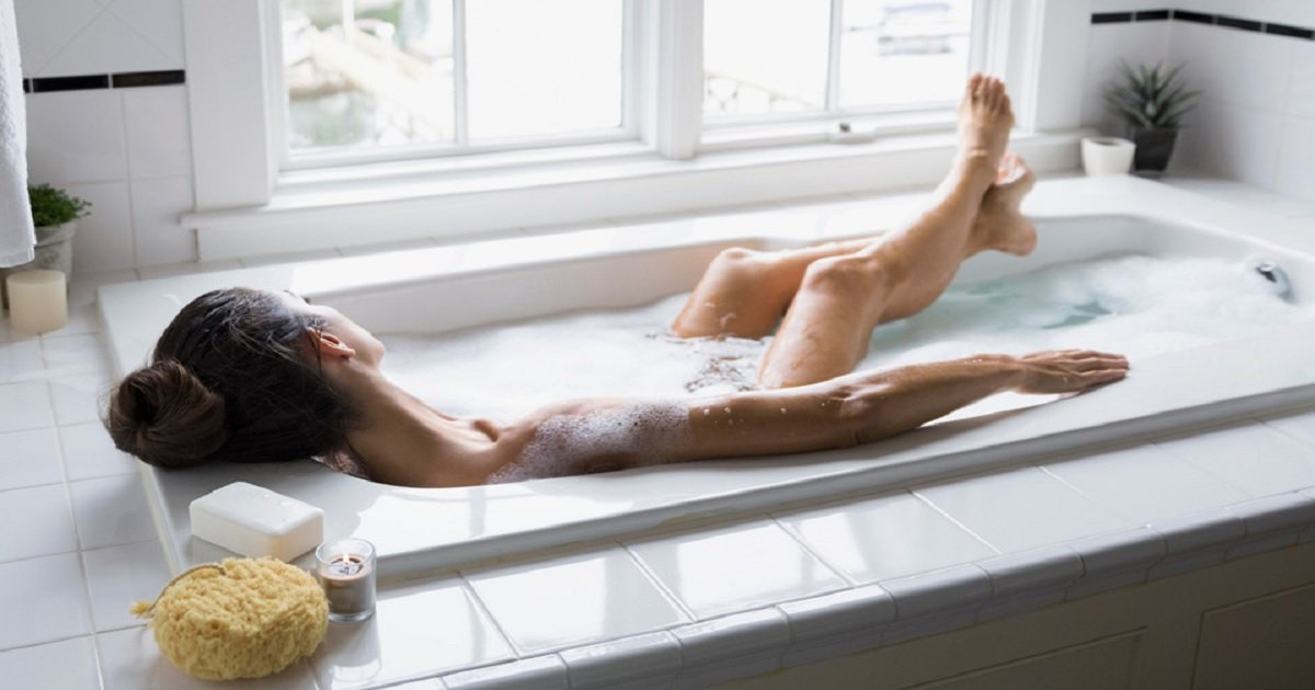 b3 8.jpg?resize=1200,630 - A New Study Revealed 'Hot Bath Burns As Much Calories As A 30-Minute Walk'