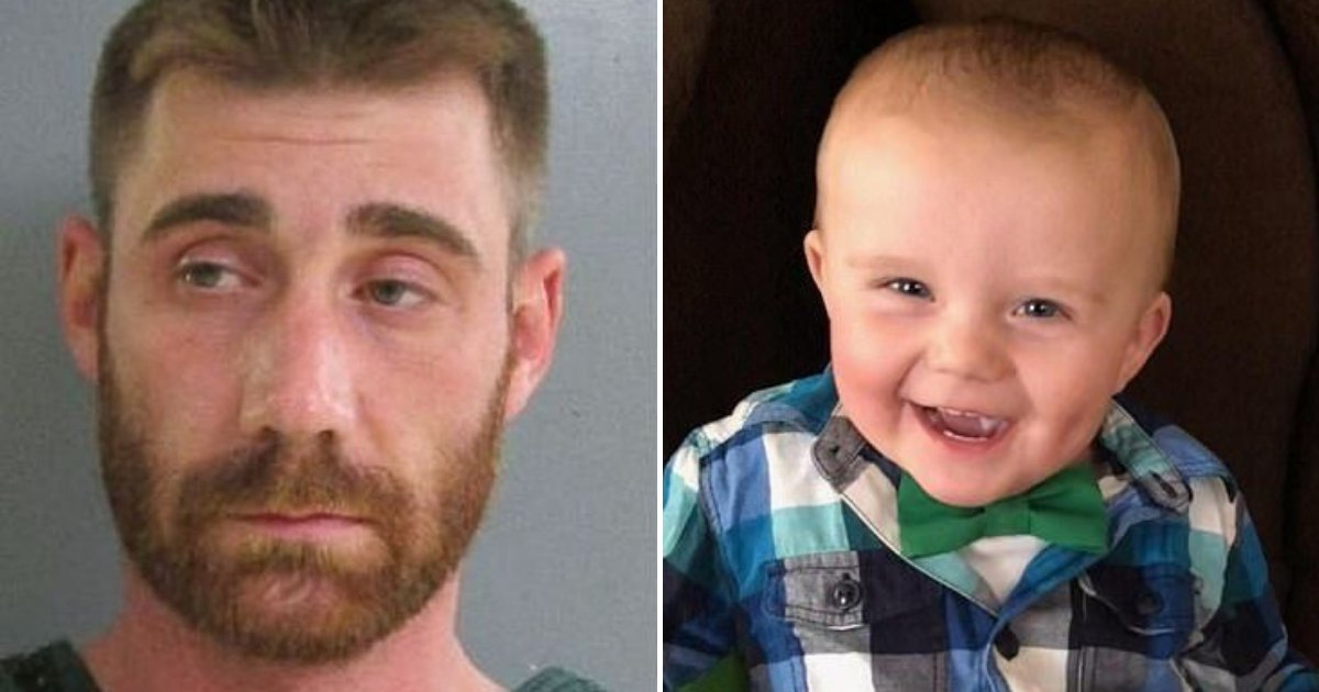baby.png?resize=1200,630 - Evil Father Shot 2-Year-Old Son In Front Of Horrified Mother During Heated Argument