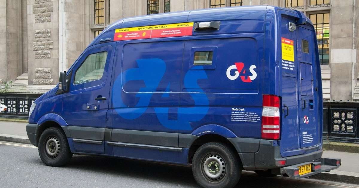 bbwga5p.jpg?resize=1200,630 - G4S Security Driver Abandoned The Van And Disappeared With Cash Boxes Worth $1.3 Million