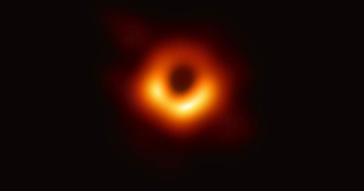 black hole.jpg?resize=412,232 - Scientists Released The First Ever Images Of A Black Hole's Event Horizon