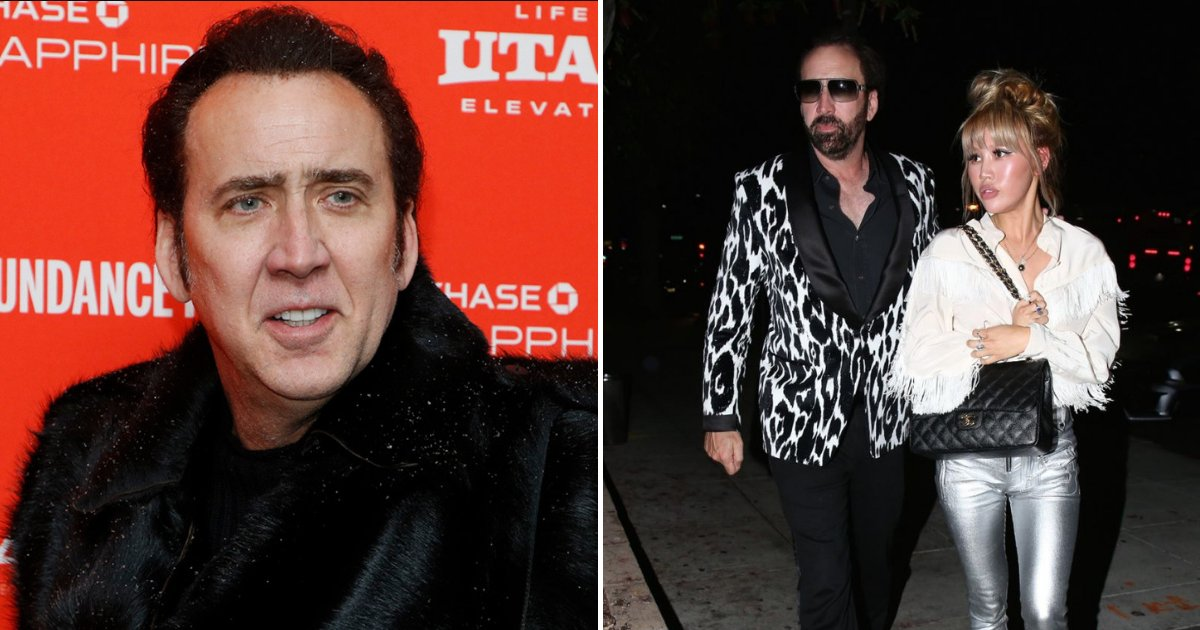 cage5.png?resize=1200,630 - Nicolas Cage Files For Annulment Only FOUR Days After Tying The Knot With His Girlfriend