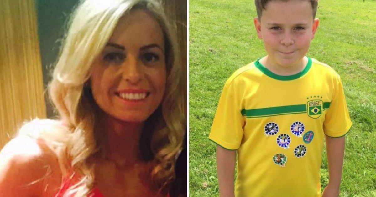 carson3.png?resize=412,232 - Une mère publie un message déchirant après que son fils de 13 ans se soit subitement effondré dans un parc et soit décédé