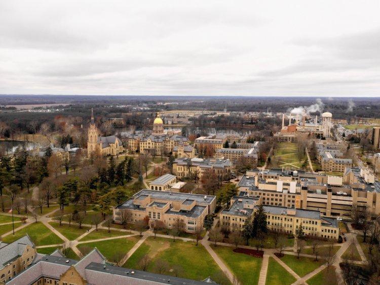 Image result for Notre Dame University 750