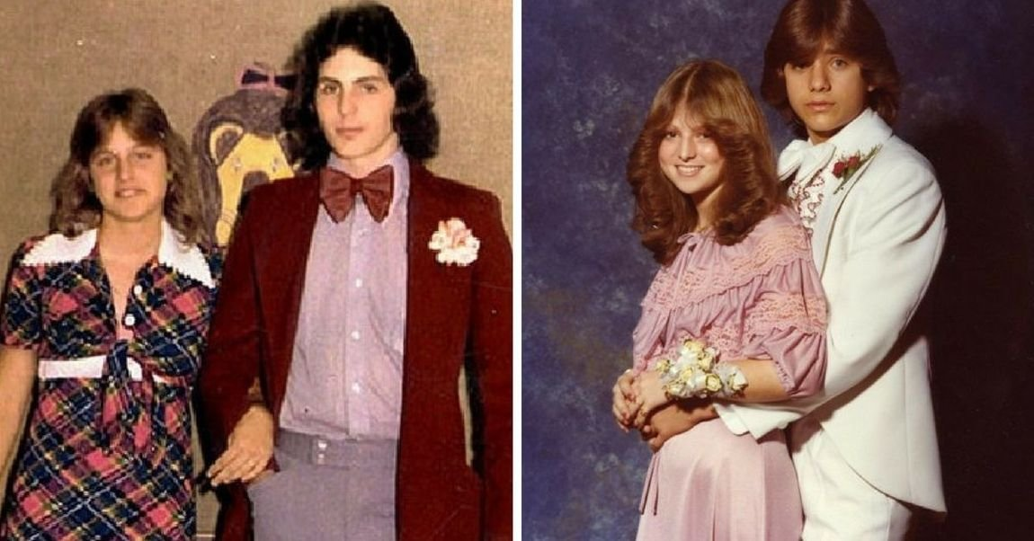 celeb prom.jpg?resize=412,275 - 40 Celebrity Prom Photos That Will Put Your Embarrassment To Shame