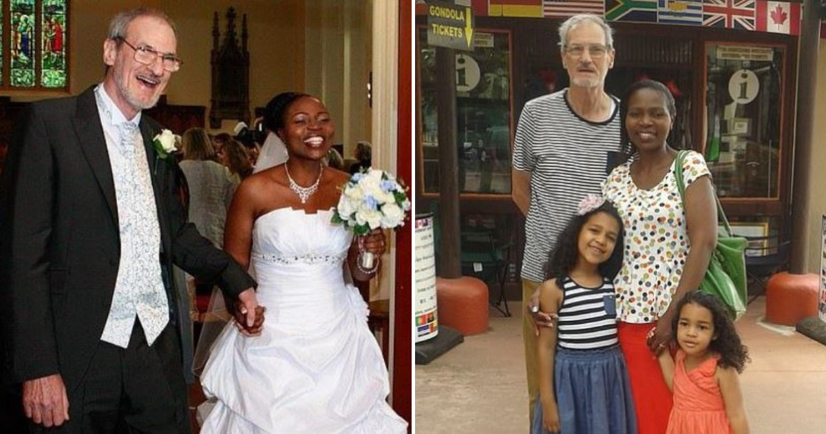 charity6.png?resize=1200,630 - 33-Year-Old Mother Got Engaged To 65-Year-Old Man Only Three Weeks After They Met