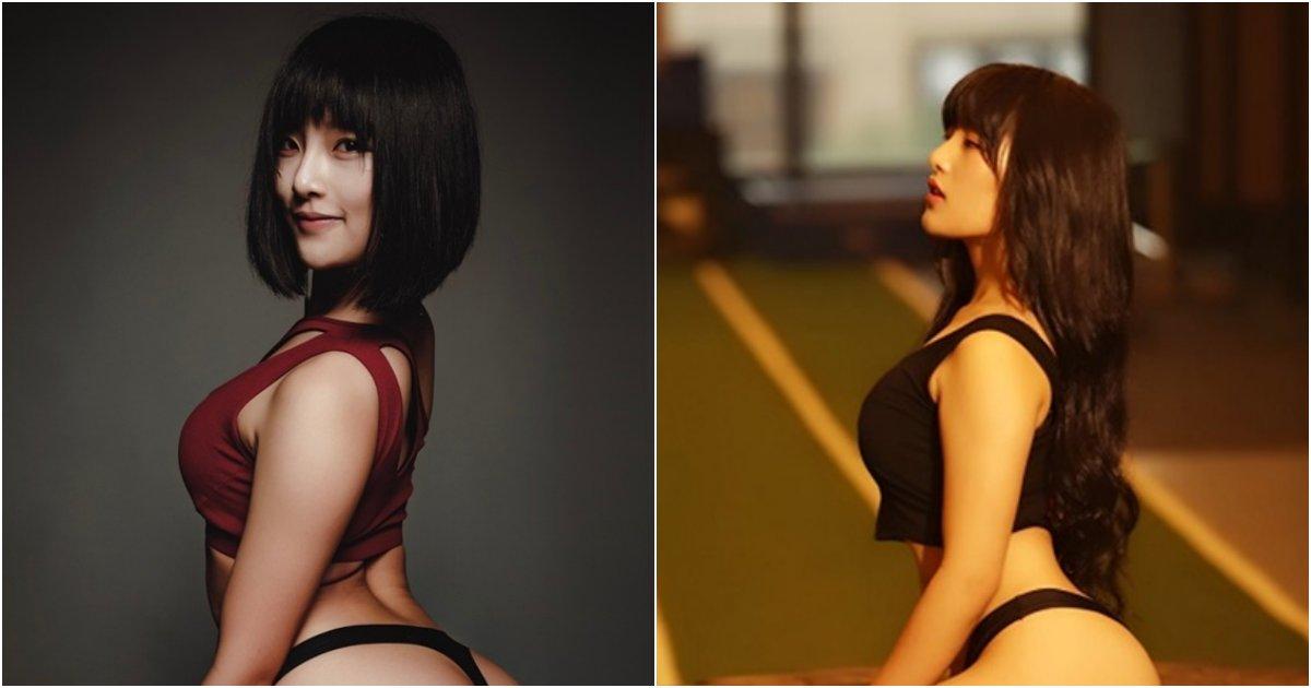 collage 3.png?resize=412,275 - '가장 아름다운 엉덩이' 대회에서 1위하고 인생역전한 여성