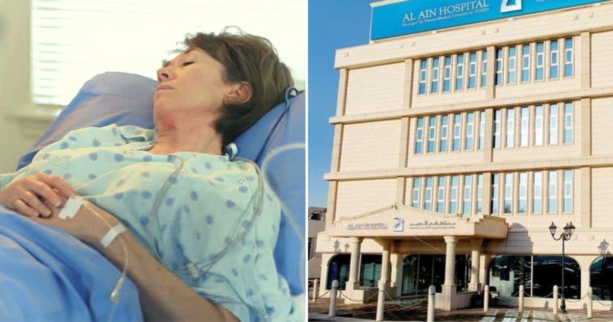coma5.png?resize=1200,630 - Une mère qui est dans le coma depuis 30 ans s'est enfin réveillée