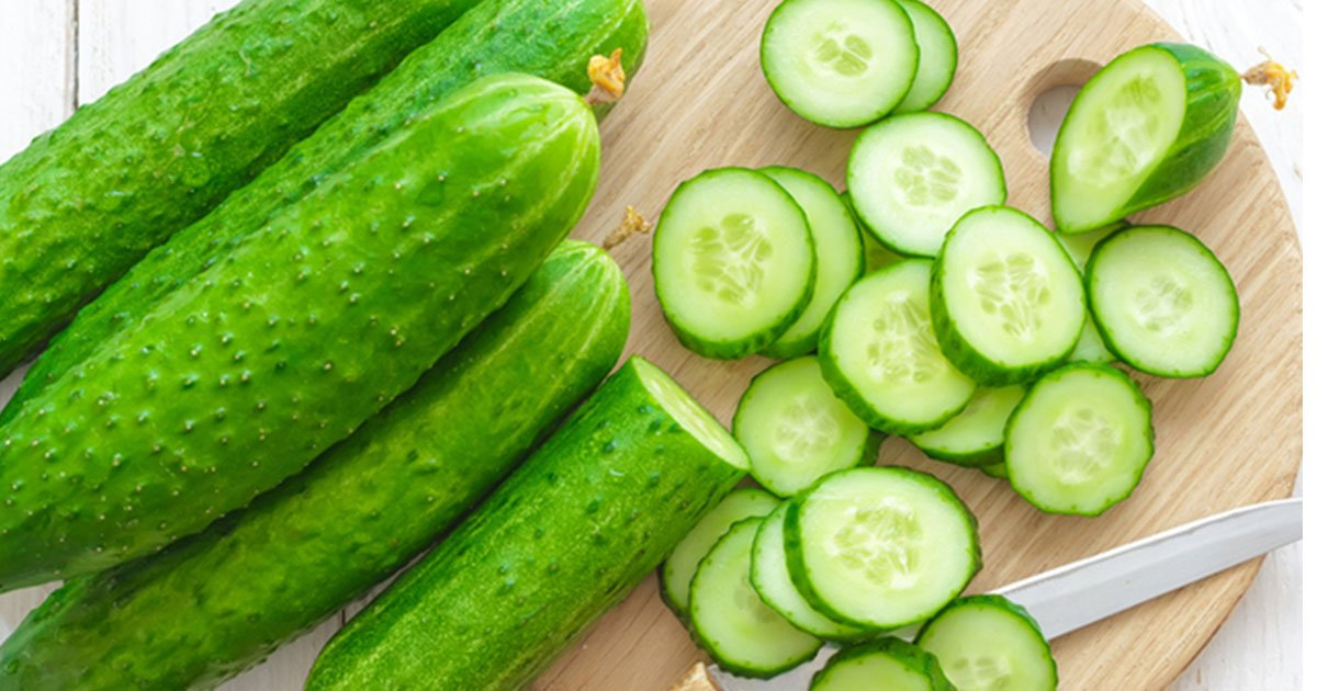 cucumbers are the ultimate superfood and here is why.jpg?resize=1200,630 - Here Is Why Cucumbers Are The Ultimate Superfood