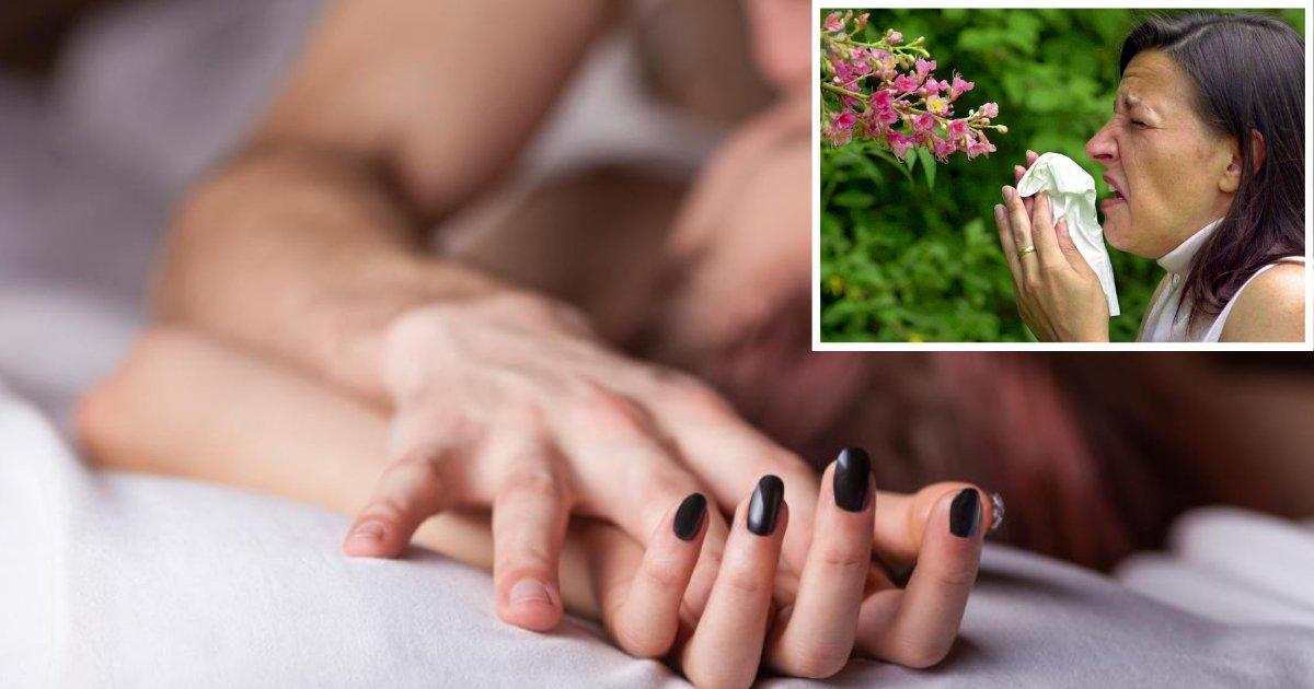 d1 12.png?resize=300,169 - Avoir des relations intimes peut vous aider à réduire les symptômes du rhume des foins
