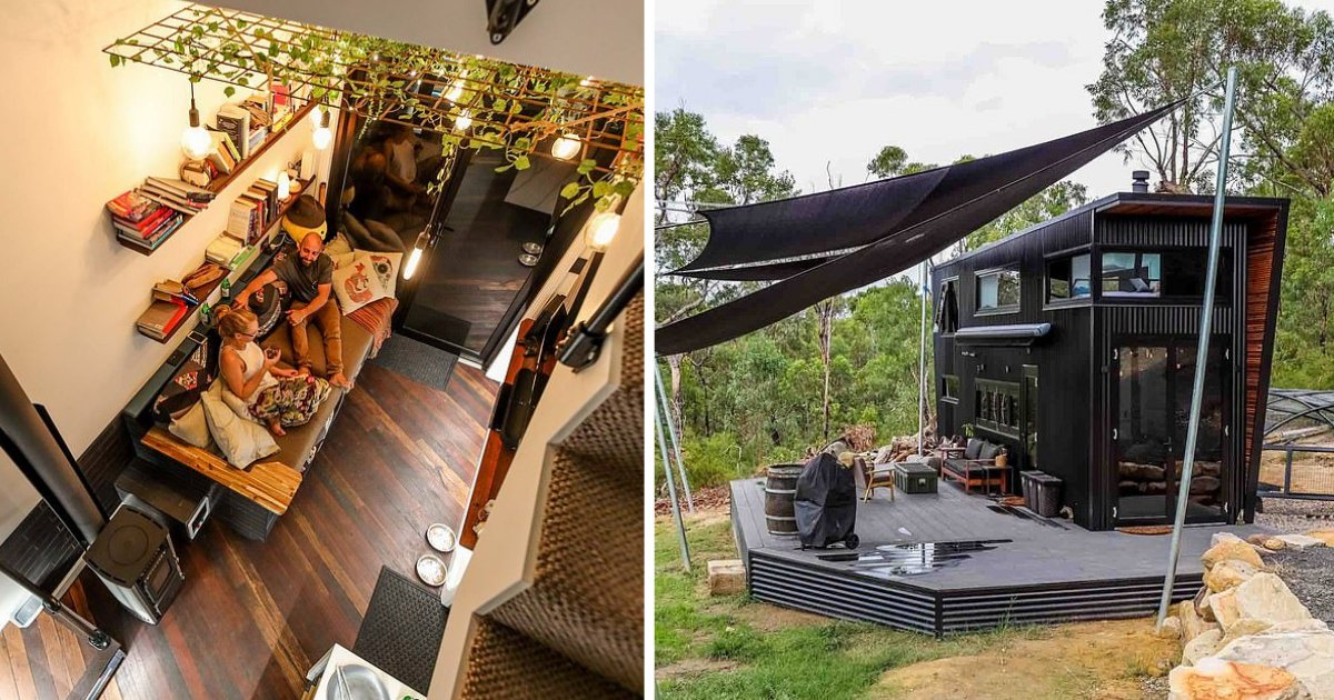 d1 8.png?resize=1200,630 - A Couple Finally Makes Their Dream of Minimalistic Living Come True By Making a HOUSE ON WHEELS