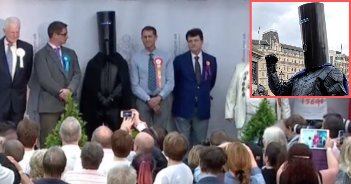 d2 13.png?resize=1200,630 - Lord Buckethead Commented That He Will Not Stand in Favor of Nigel Farage in The Upcoming Elections