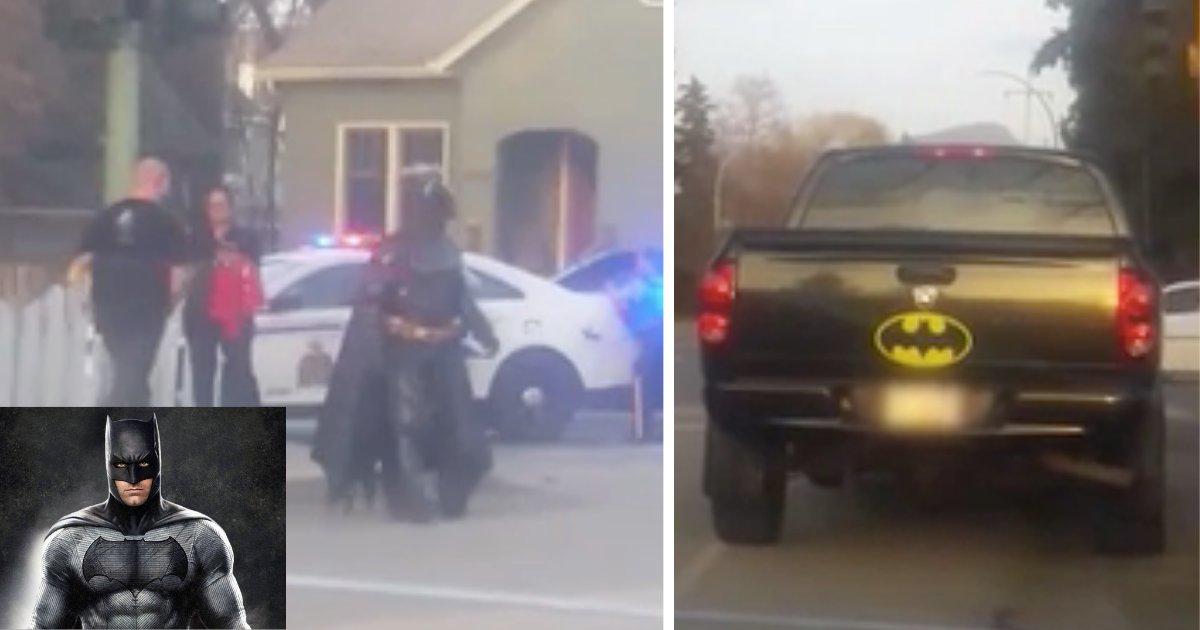 d4.png?resize=412,232 - Un homme déguisé en Batman a été refoulé par la police après avoir offert son aide
