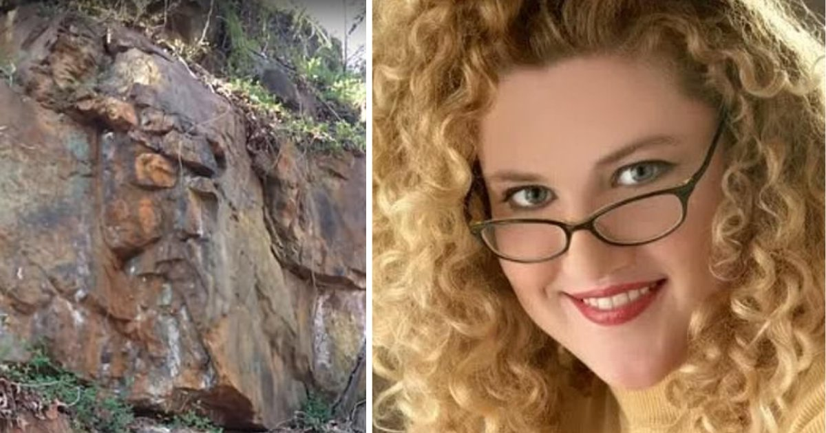d5 5.png?resize=1200,630 - Virginia Woman Recorded a Video Where She Saw the Face of Jesus on a Rock