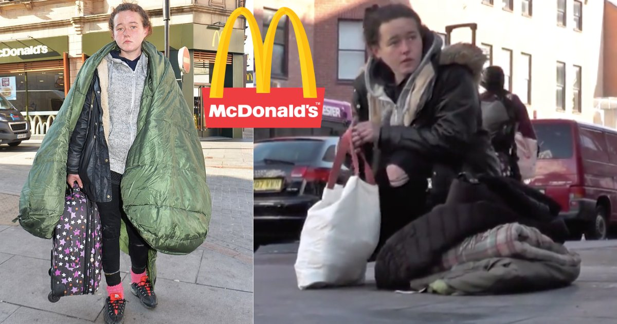 d5.png?resize=1200,630 - McDonald's Apologizes After They Threw Water Over The Homeless Woman
