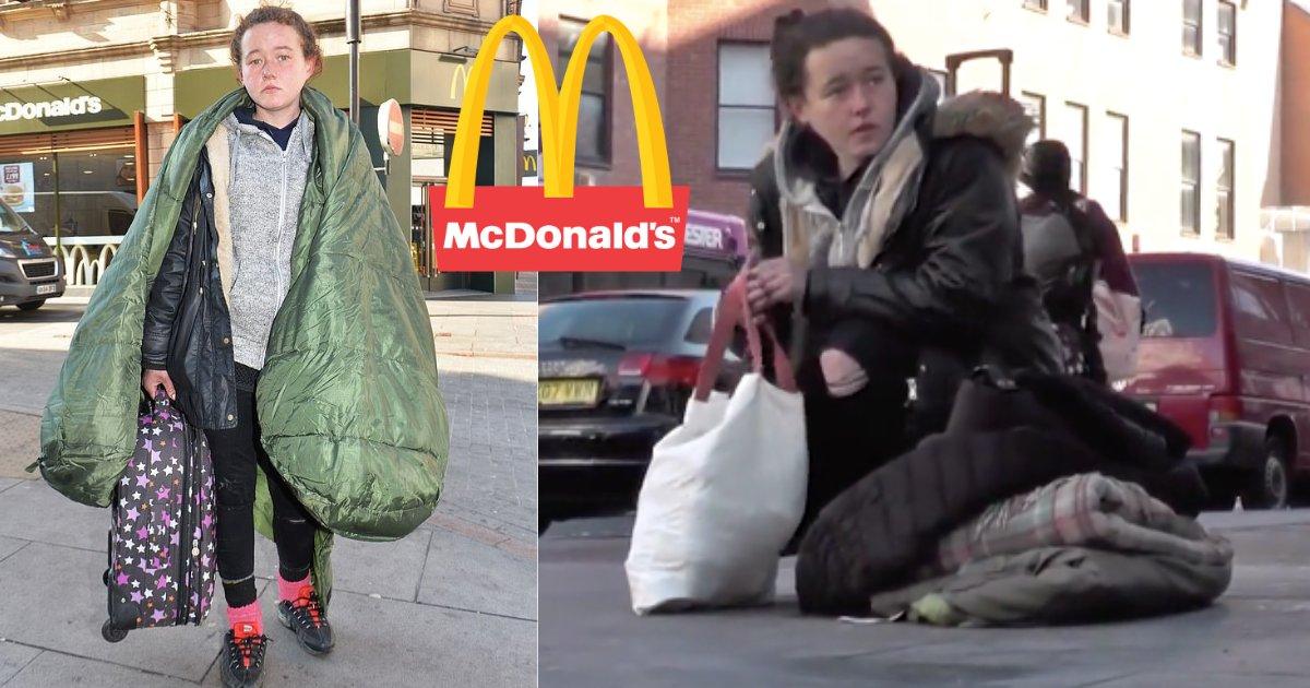 d5.png?resize=412,232 - McDonald's s'excuse après avoir jeté un seau d'eau sur une adolescente sans abri