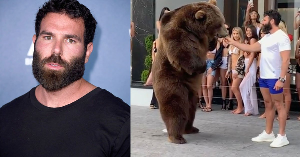 dan bilzerian faced criticism from peta for feeding a bear at house party.jpg?resize=1200,630 - Dan Bilzerian Faced Criticism From PETA For Feeding A Bear At A House Party