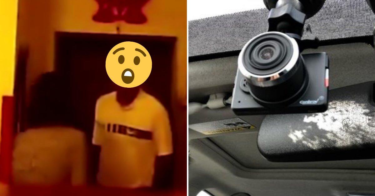 dashcam.png?resize=300,169 - Un homme a accidentellement laissé la caméra de surveillance allumée et a surpris sa femme en train de le tromper avec son meilleur ami