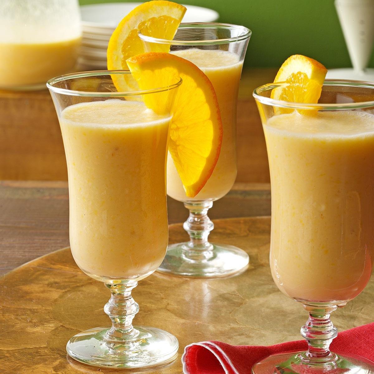 Image result for orange smoothie