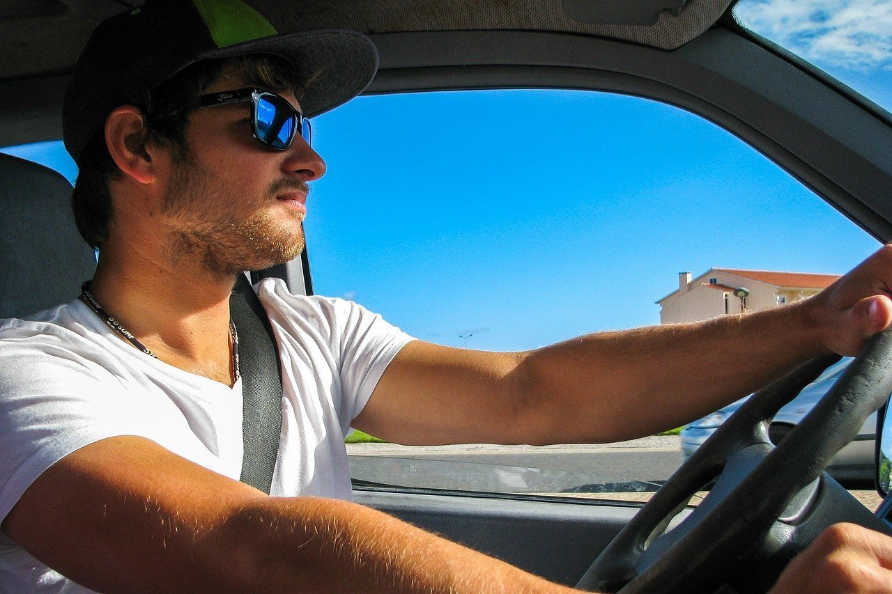 Image result for driving with wearing glasses