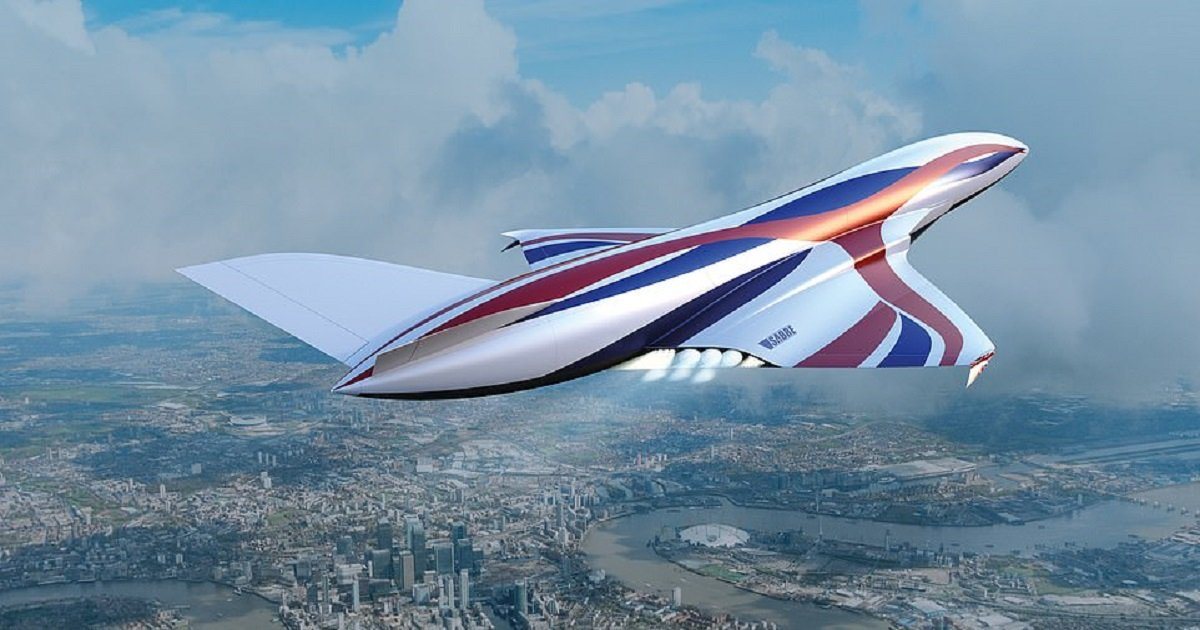 e3 2.jpg?resize=1200,630 - Engineers Successfully Kept An Engine From Melting At 2,500 MPH, Bringing Commercial Hypersonic Flight Closer To Reality