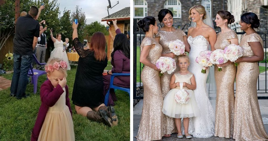 e7.jpg?resize=412,275 - 20 Crianças que marcaram uma presença de forma hilária nos casamentos
