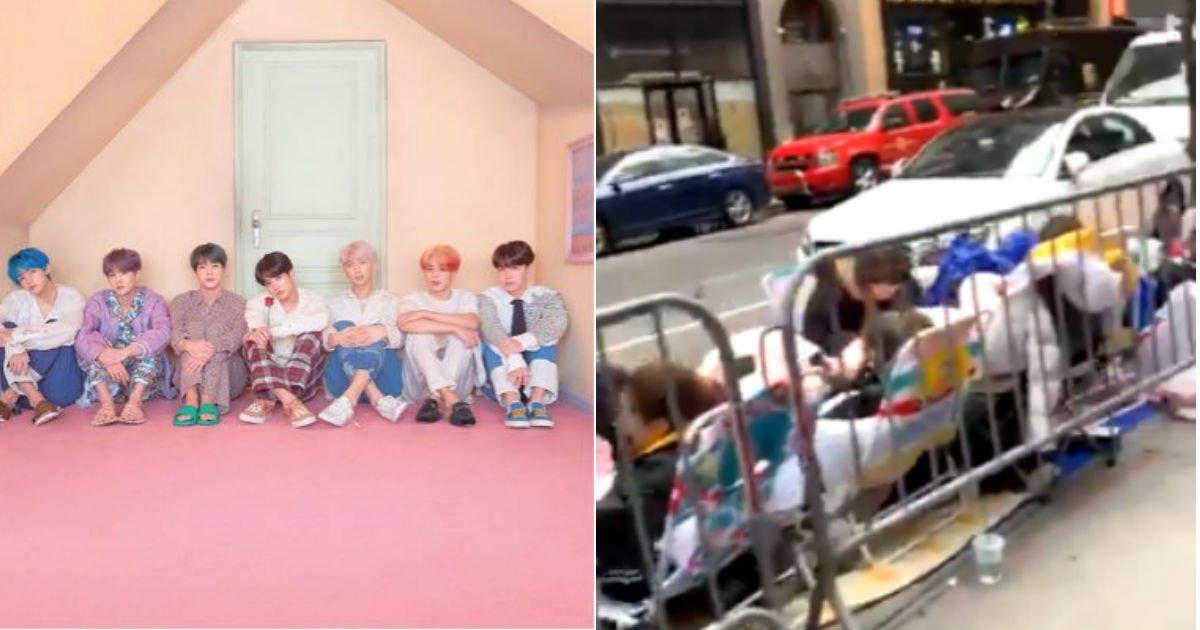ebb0a9ed8384.jpg?resize=412,232 - 미국 NBC 건물 앞 거리에 'BTS' 팬들이 노숙하는 이유 (영상)