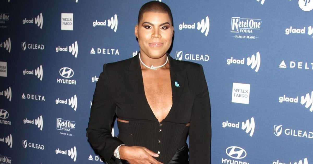 ej johnson.jpg?resize=1200,630 - EJ Johnson Of Rich Kids Of Beverly Hills Attended GLAAD Awards Wearing A Stunning Black Gown