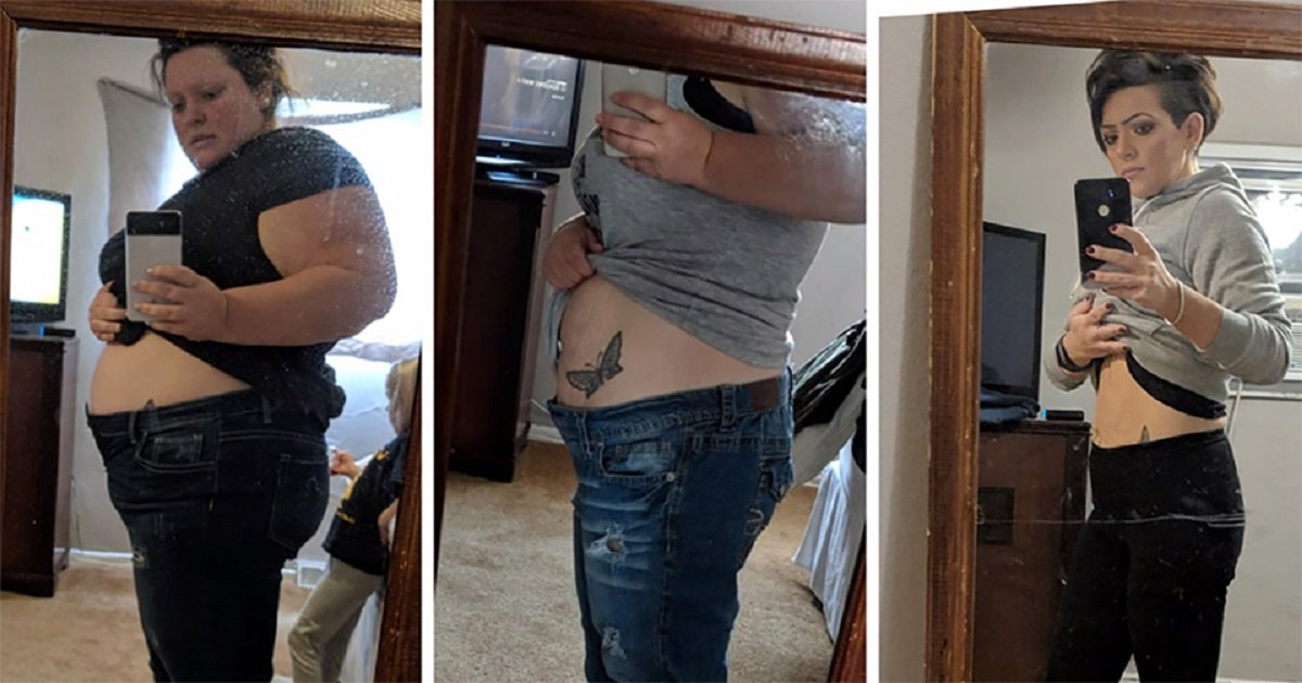 f3 5.jpg?resize=1200,630 - How This Woman Lost 185lbs Without Going To The Gym