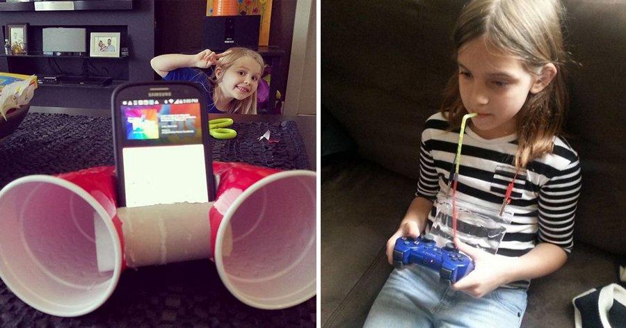 f4 1.jpg?resize=412,232 - 15 Invenções engraçadas feitas por crianças que merecem até um prêmio