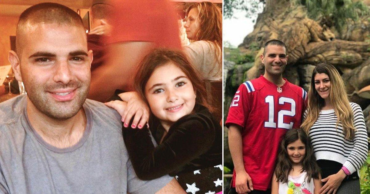 """father ava maria.jpg?resize=412,232 - Un fillette demande à son père de chanter pendant leurs vacances - sa belle interprétation de """"Ave Maria"""" est devenue virale"""