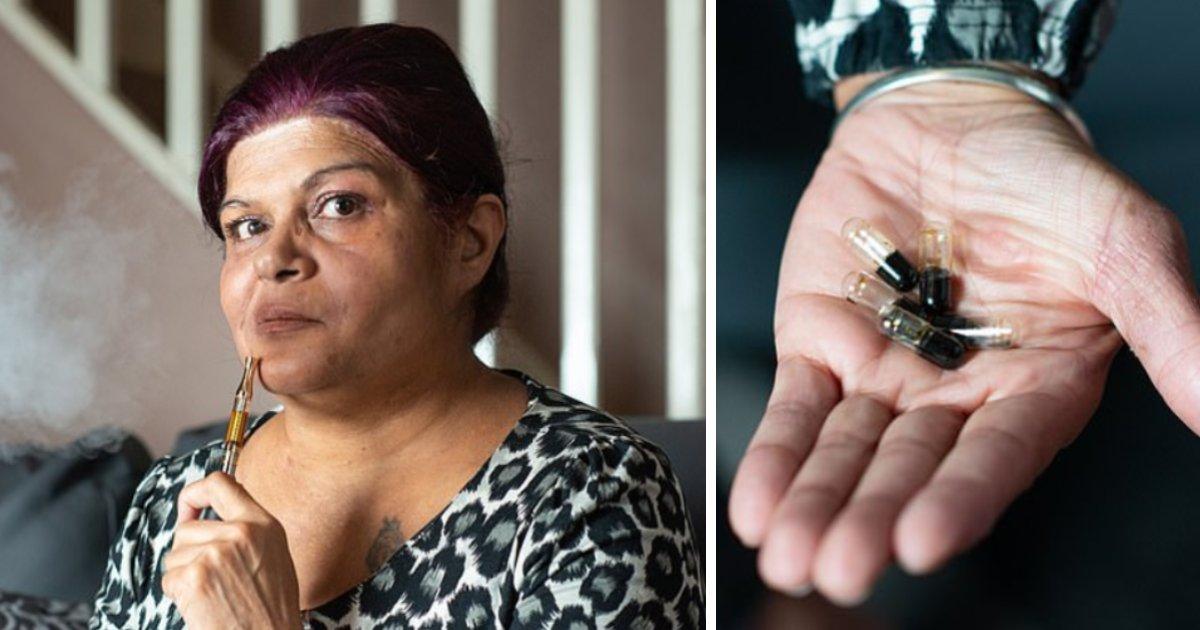 featured image 21.png?resize=412,232 - Une grand-mère qui n'avait plus que quelques semaines à vivre laisse son médecin sous le choc après avoir consommé du cannabis pour réduire les tumeurs