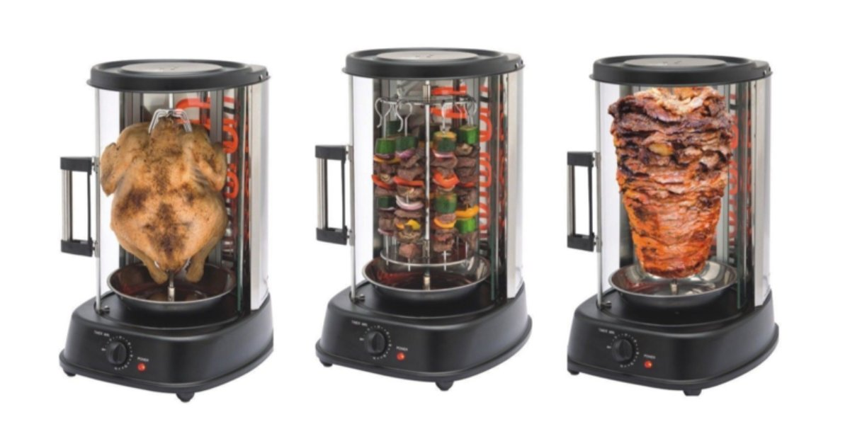 featured image 23.png?resize=1200,630 - You Can Now Have Unlimited Kebabs With Your Own Home Rotisserie
