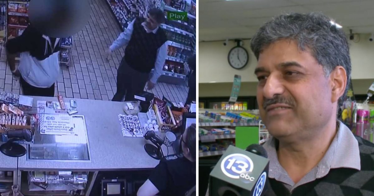 featured image 32.png?resize=412,232 - 7-Eleven Owner Gave The Hungry Teen Who Was Caught Shoplifting MORE Food Instead of Calling The Cops