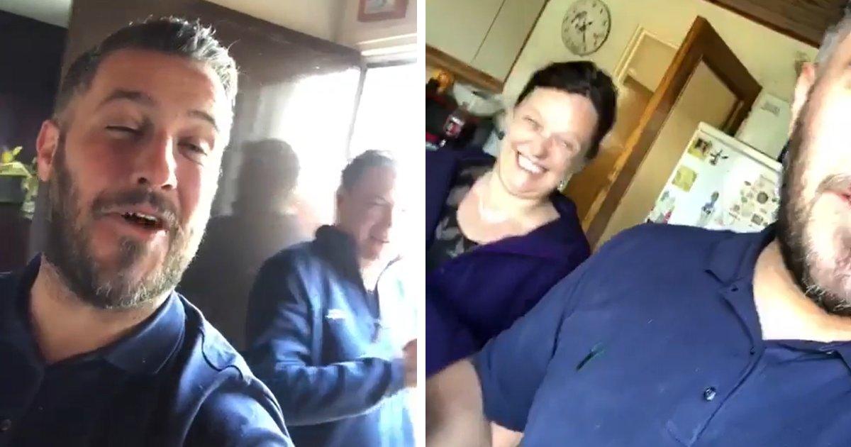 featured image 43.png?resize=300,169 - Un homme à la gueule de bois a filmé une vidéo hilarante après avoir réalisé qu'il avait dormi chez un étranger