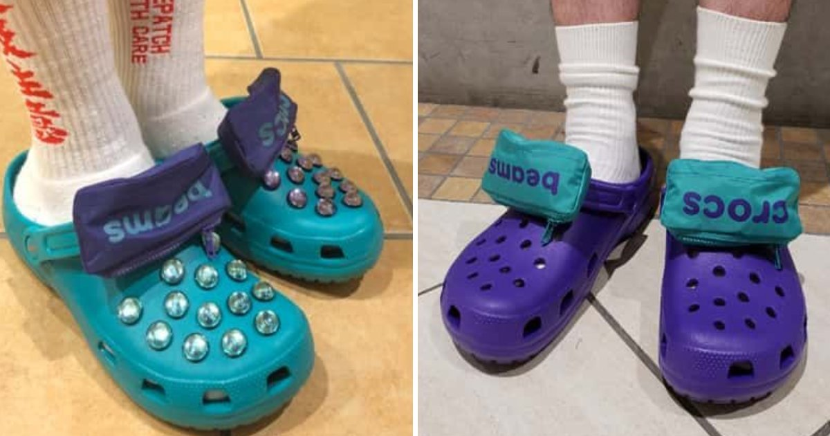featured image 66.png?resize=1200,630 - Crocs With Fanny Packs Are Now Available As The Ultimate Summer Footwear For Dads