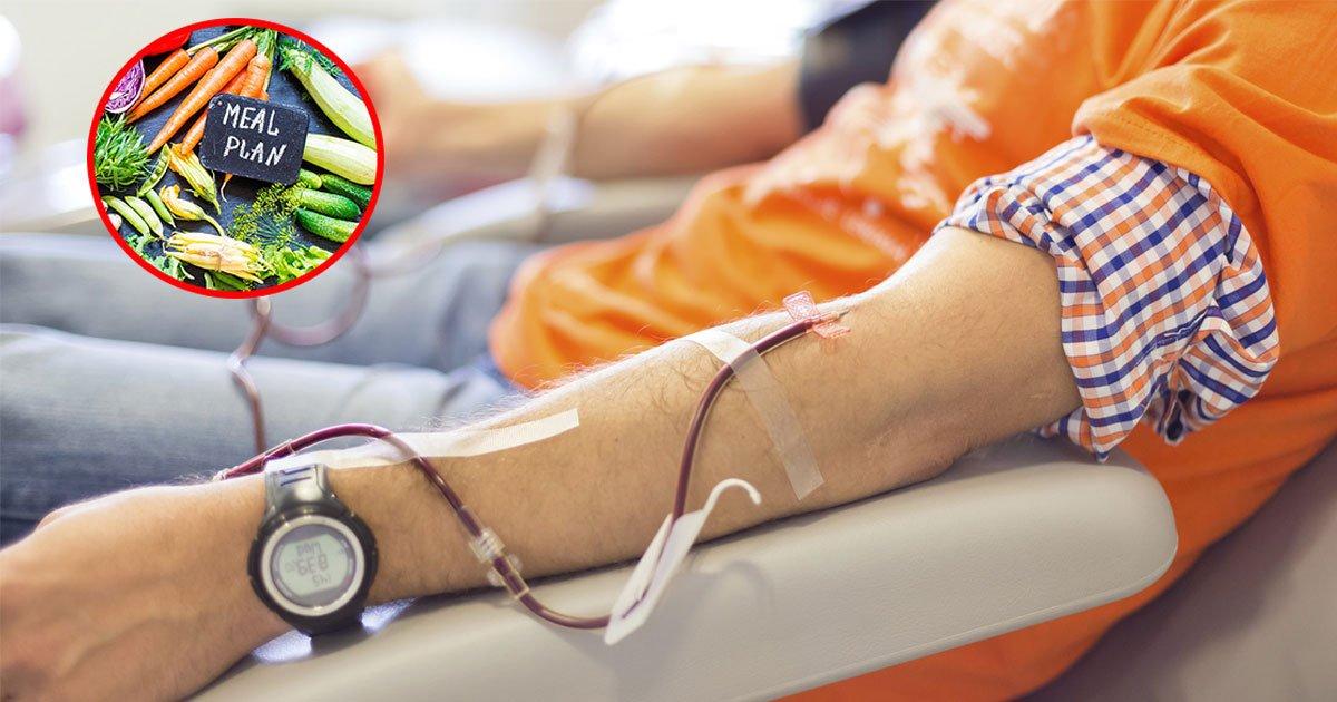 foods you should eat after losing blood.jpg?resize=1200,630 - Foods You Need To Eat After Losing Blood