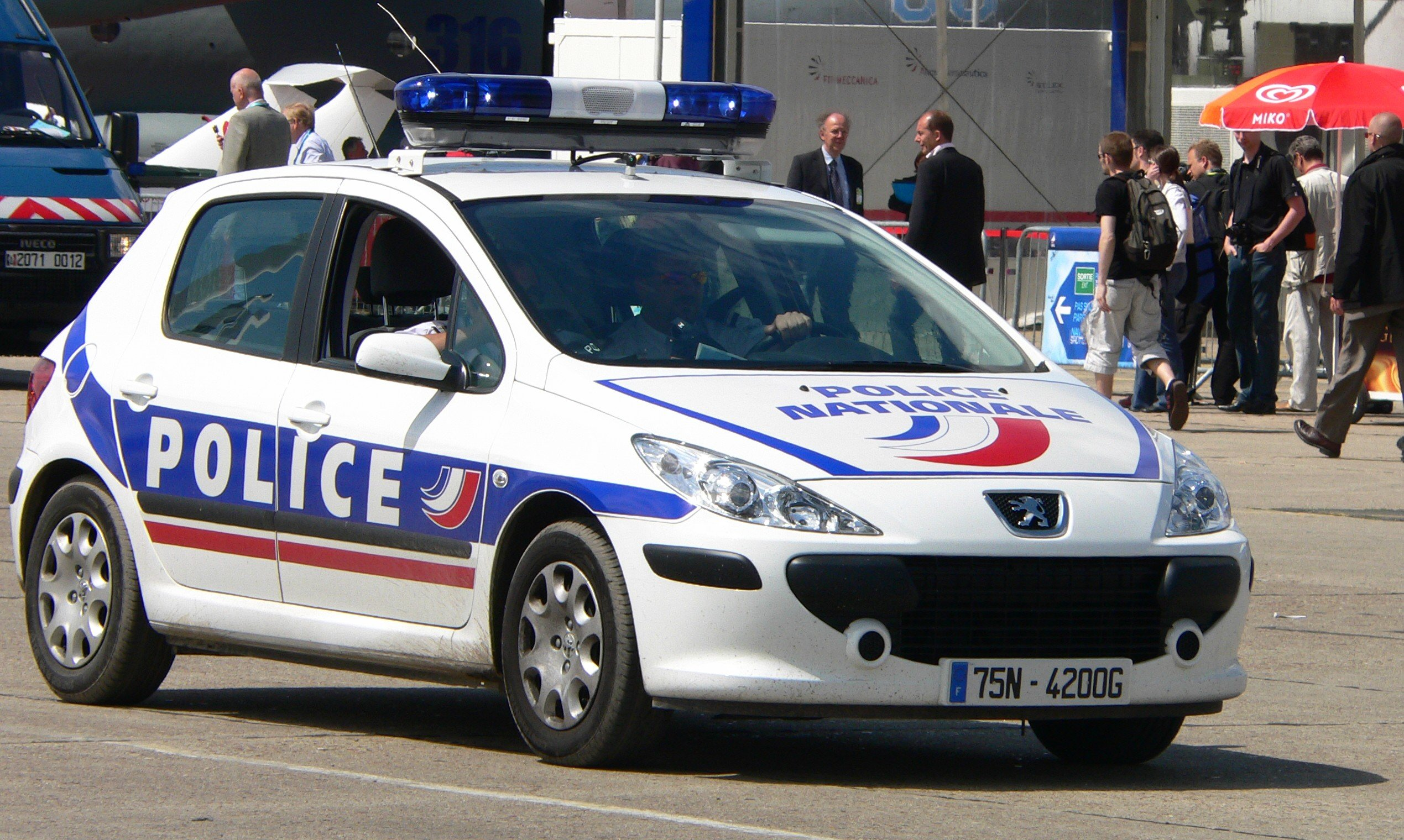 french police p1230006.jpg?resize=412,232 - La police recherche activement Morgane Sauron, 15 ans, disparue depuis le 31 mars 2019