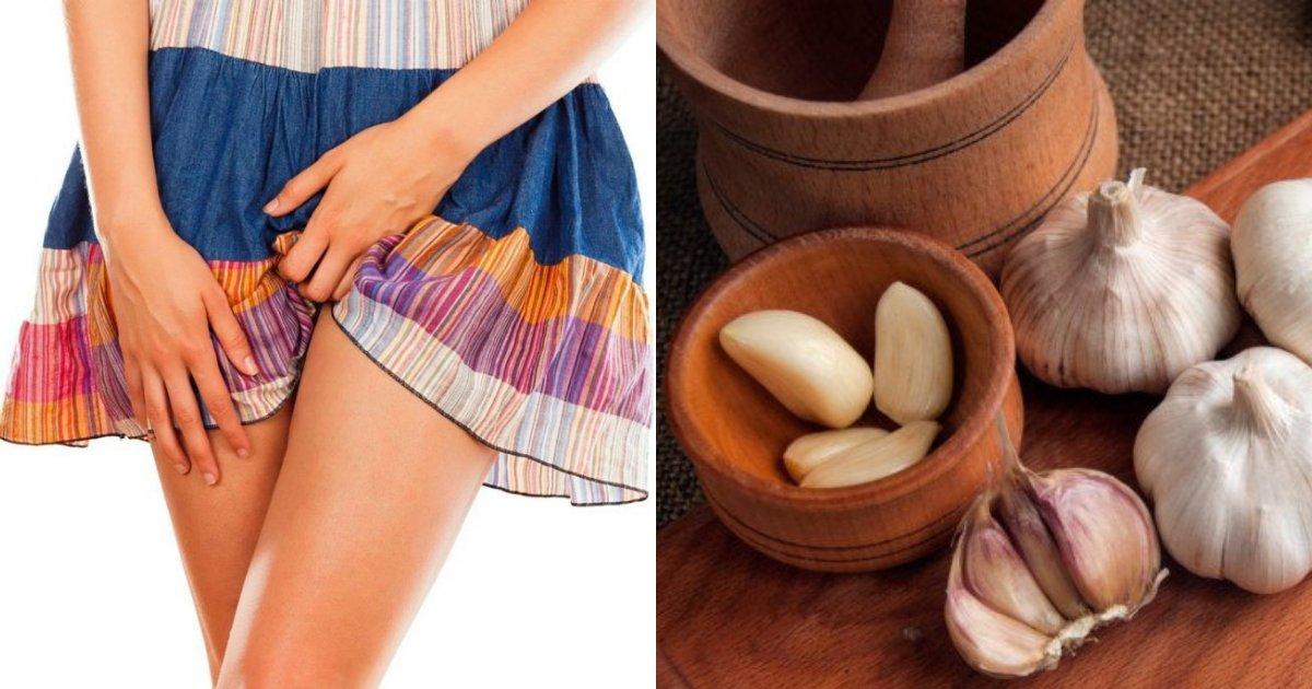 garlic3.png?resize=1200,630 - Les experts avertissent les femmes de ne pas se mettre de l'ail dans leur organe génital, car cela pourrait causer une infection bactérienne