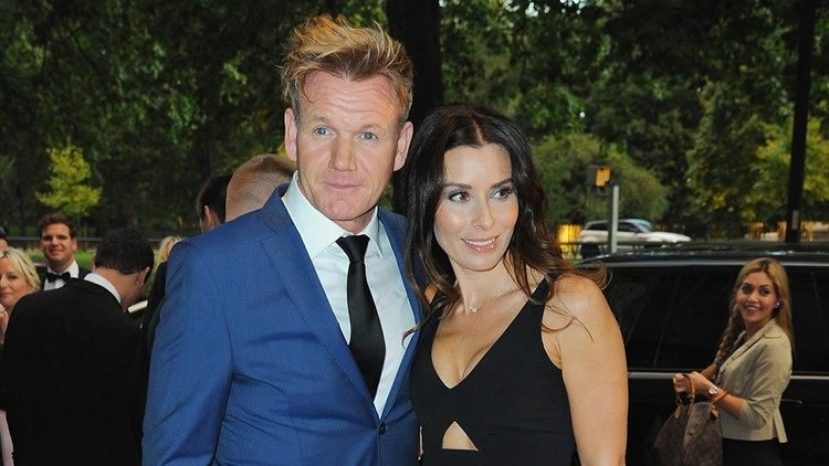 Image result for Gordon Ramsay And Wife Tana 750